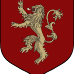 House Lannister Main Shield