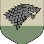 House Stark Main Shield